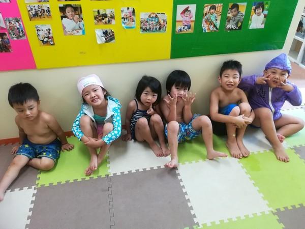 最近の幼児クラス