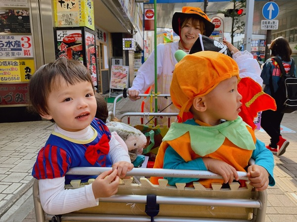 2019ハロウィンパレード★その1